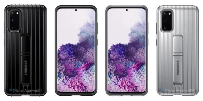 Samsung Galaxy S20 Case4