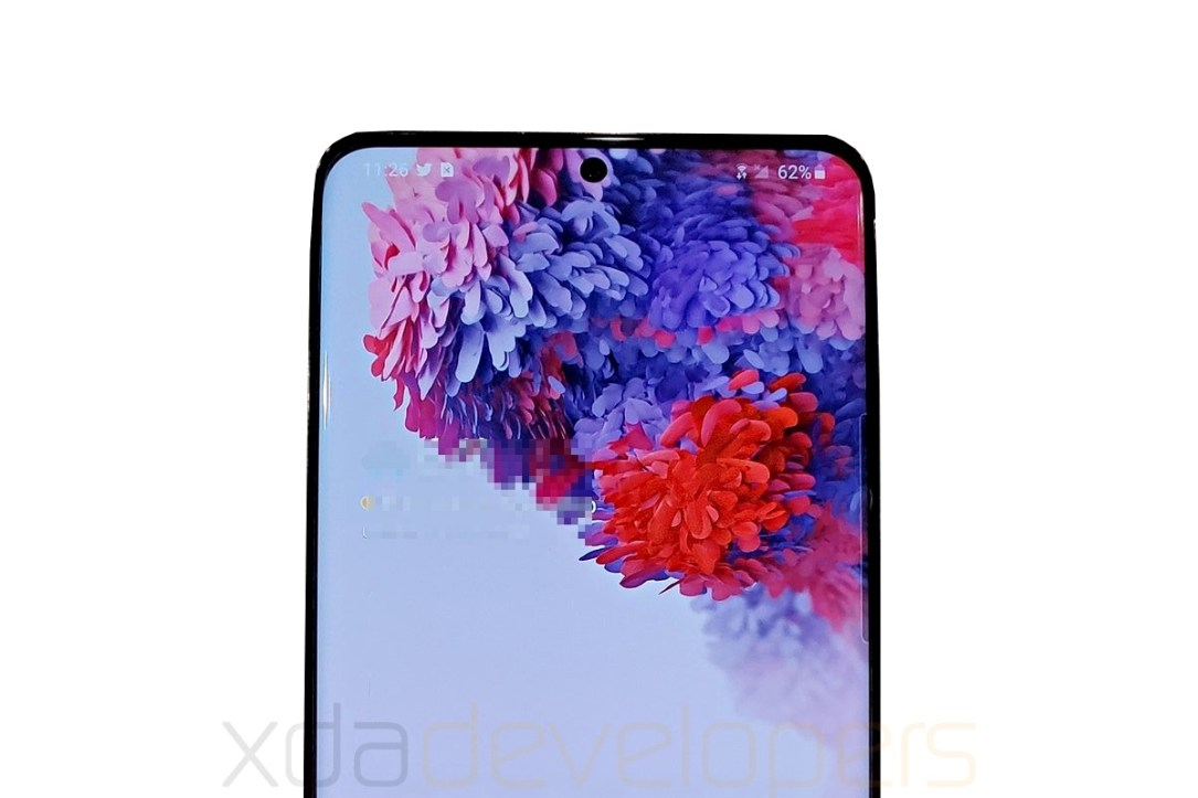 Samsung Galaxy S20 Plus 5g Leak Header