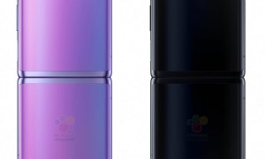 Samsung Galaxy Z Flip Leak Farben