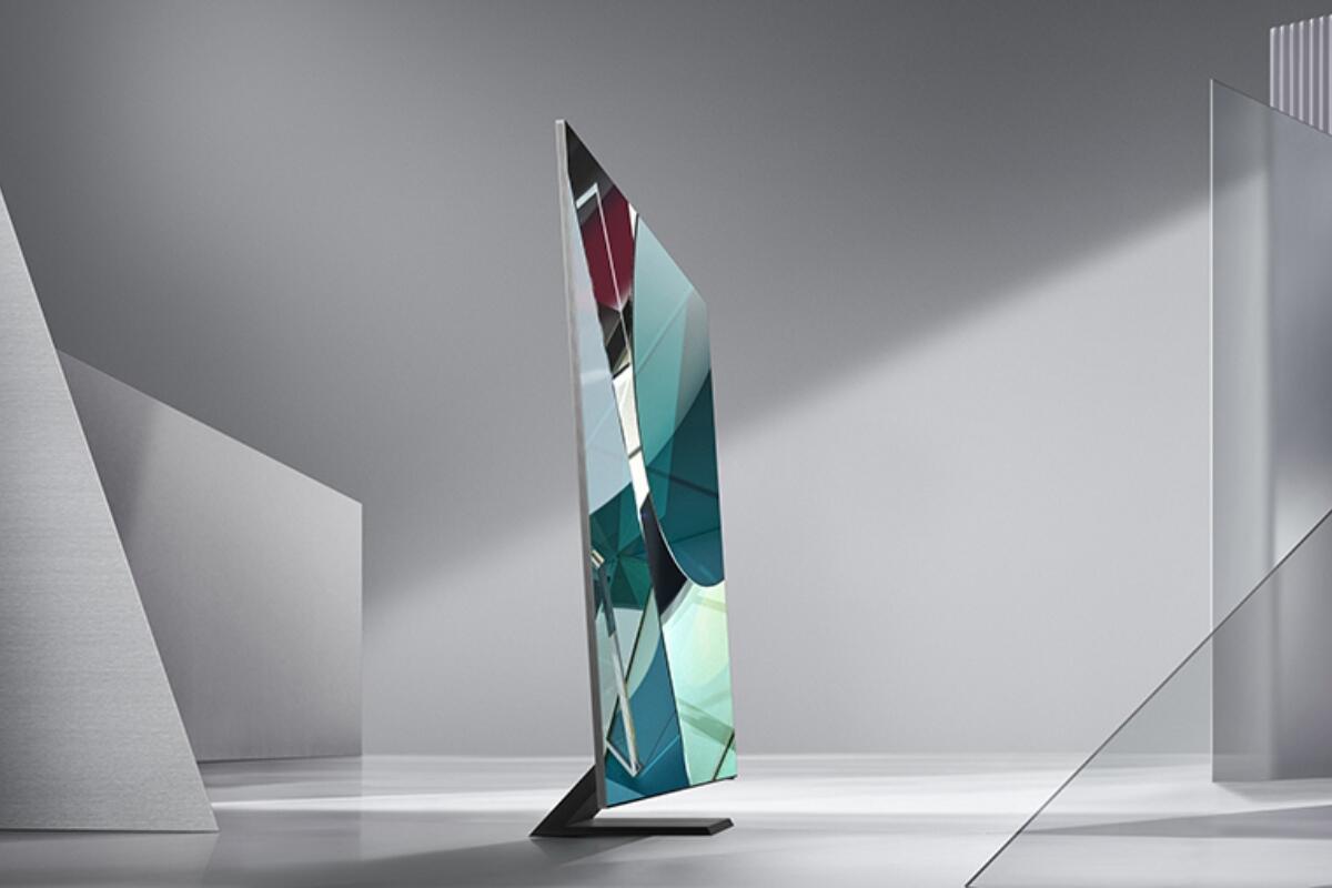Samsung Q950ts1 Qled 2020 Header
