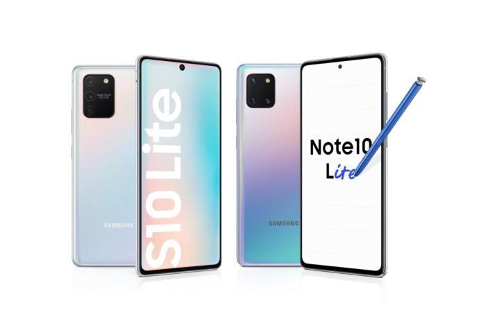 Samsung S10 Lite Note 10 Lite