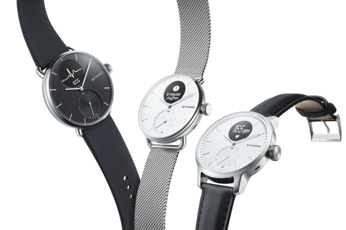 Scanwatch Kv Watches Design En