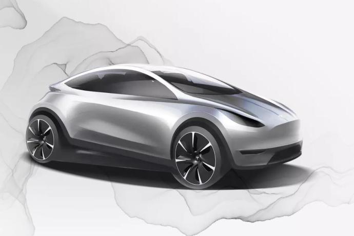 Tesla Konzept Zukunft Header