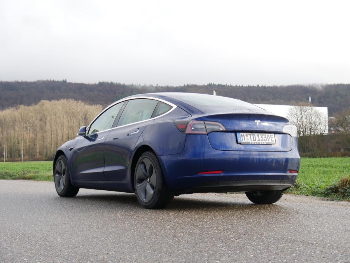 Tesla Model 3 Test19