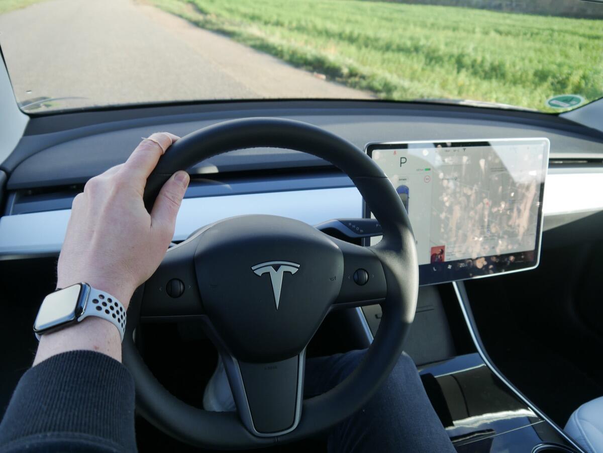 Tesla Model 3 Test6