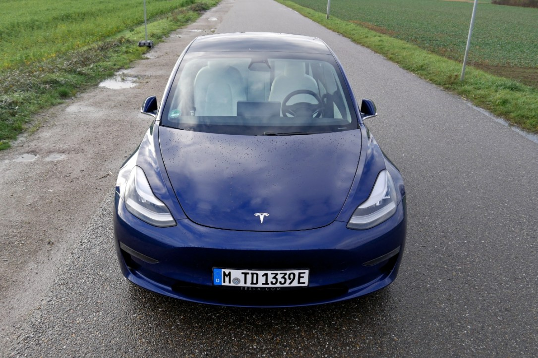 Tesla Model 3 Top Dach
