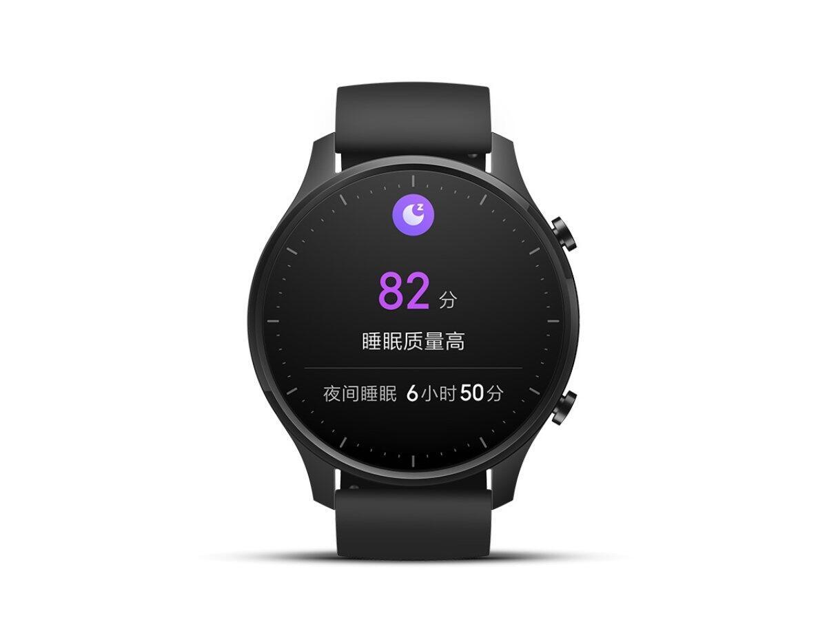 Xiaomi Watch Color Grau