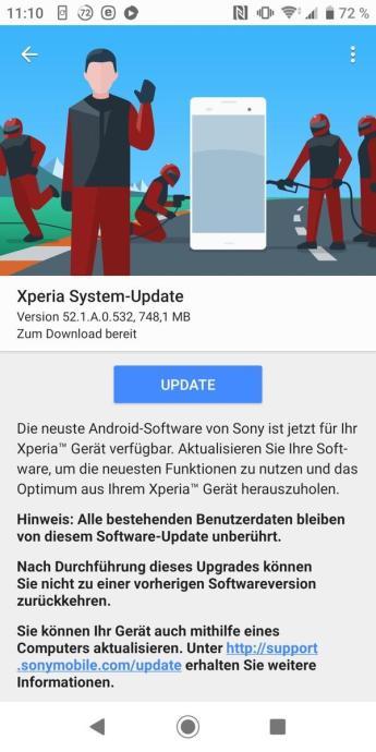 Xperia Xz2 Android 10