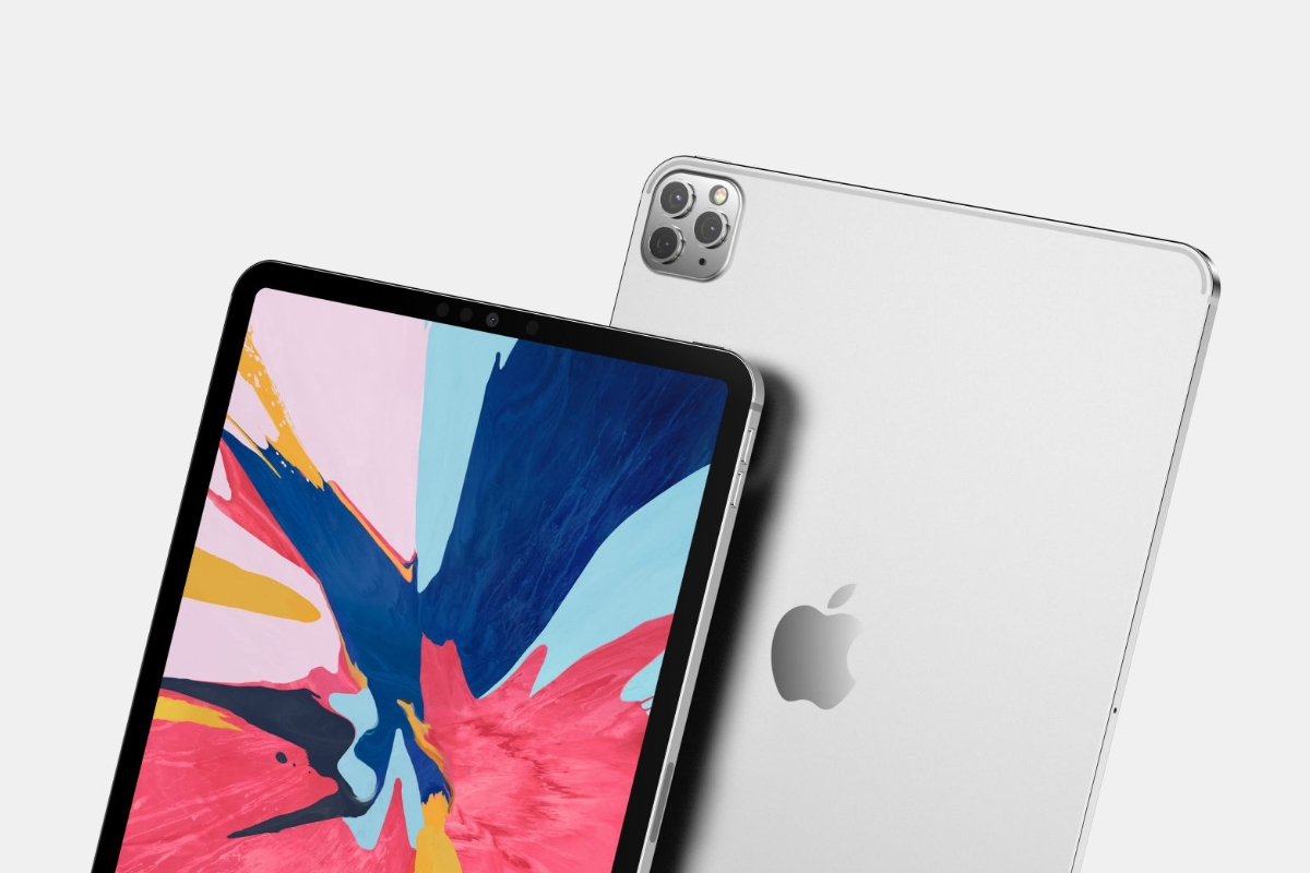 Apple Ipad Pro 2020 Render