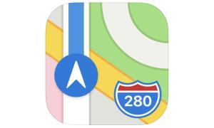 Apple Karten Maps