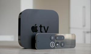Apple Tv 4k Fernbedienung Header