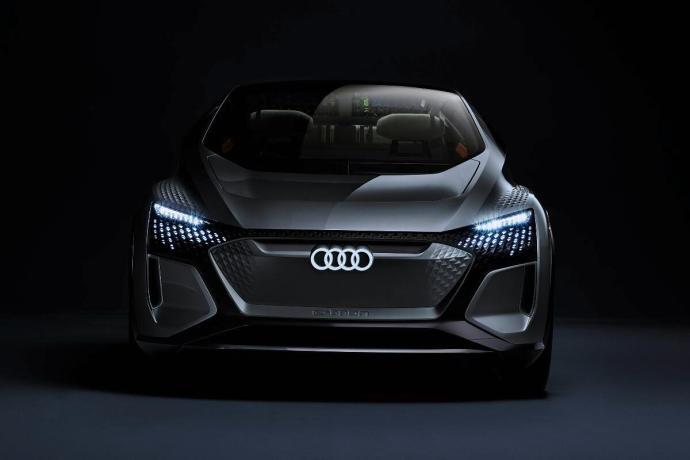 Audi Etron Header