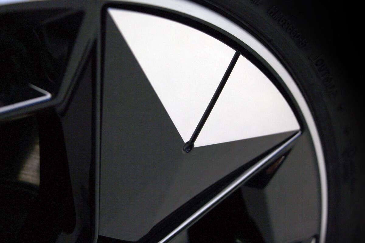 Bmw Aerodynamik Rad Detail