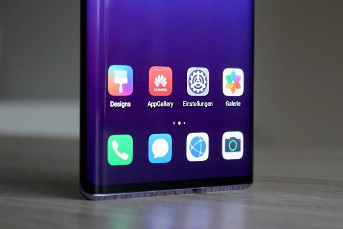 Huawei Apps Header