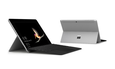 Microsoft Surface Go Header