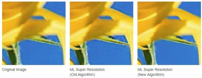 Ml Super Resolution