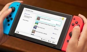 Nintendo Switch Cloud Header