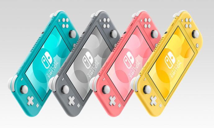 Nintendo Switch Lite Farben 2020