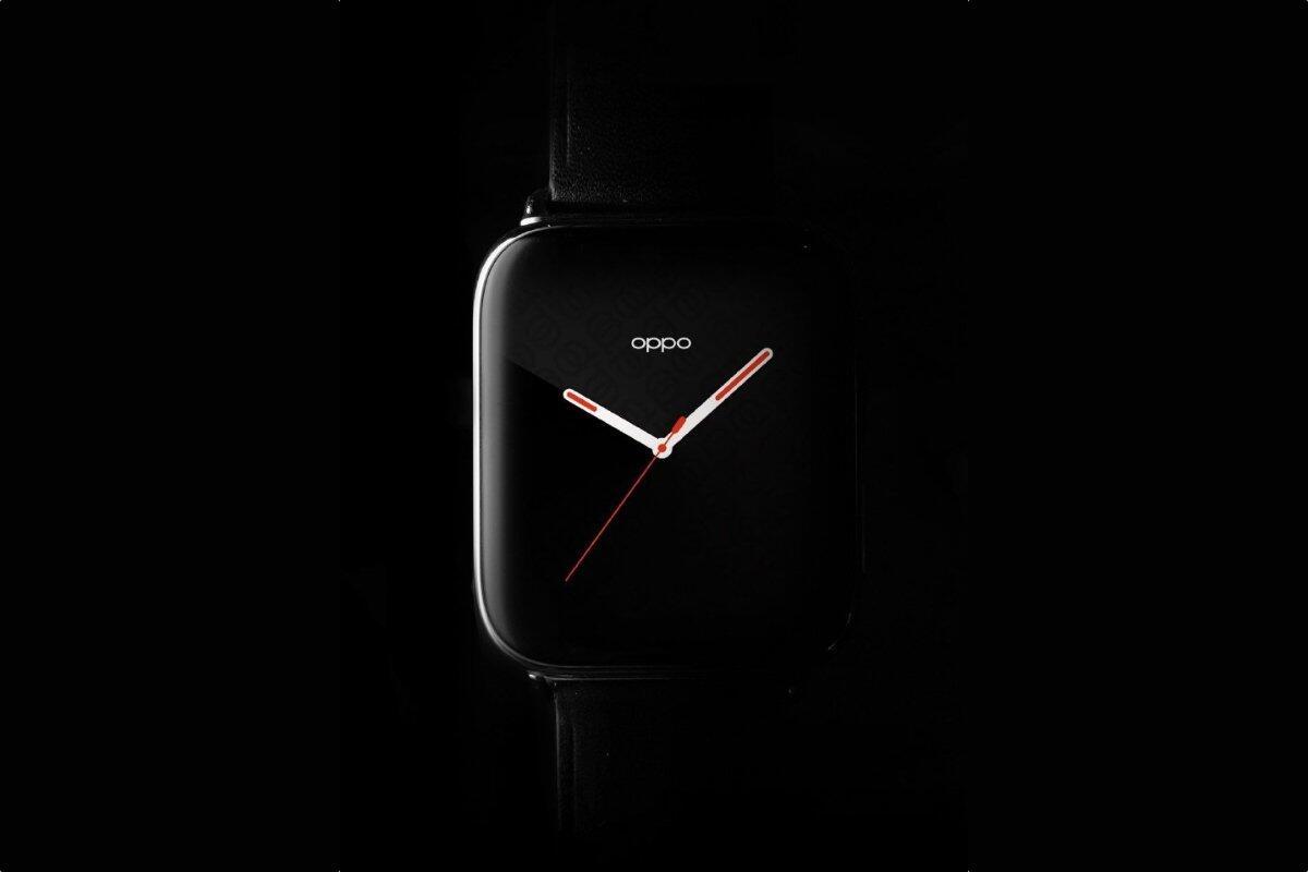 Oppo Smartwatch Teaser