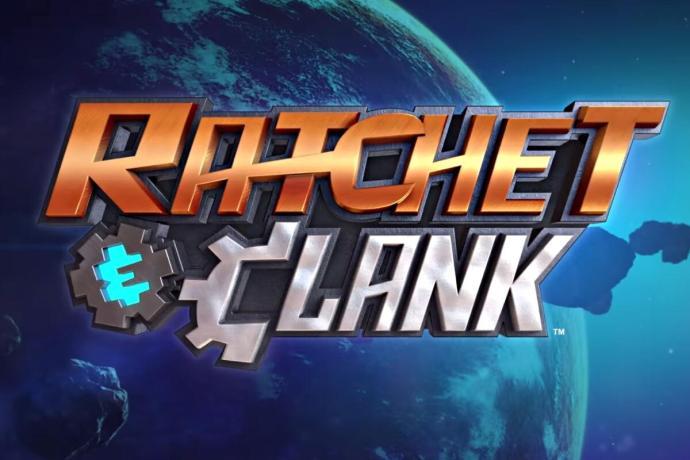 Ratchet Clank Logo
