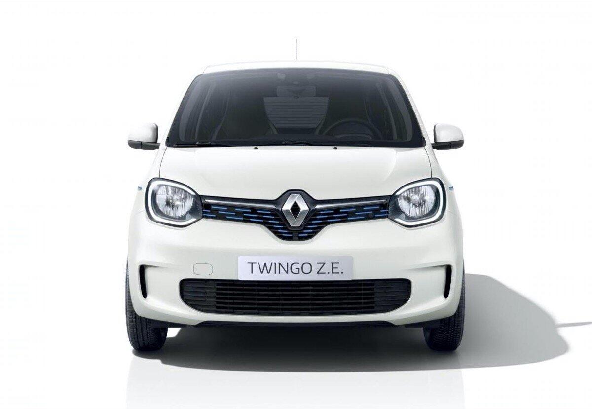 Renault Twingo Z.e. 2