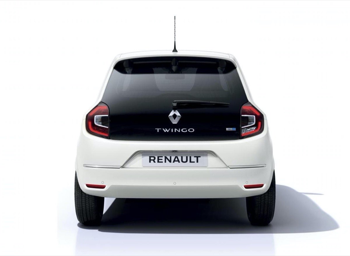 Renault Twingo Z.e. 3
