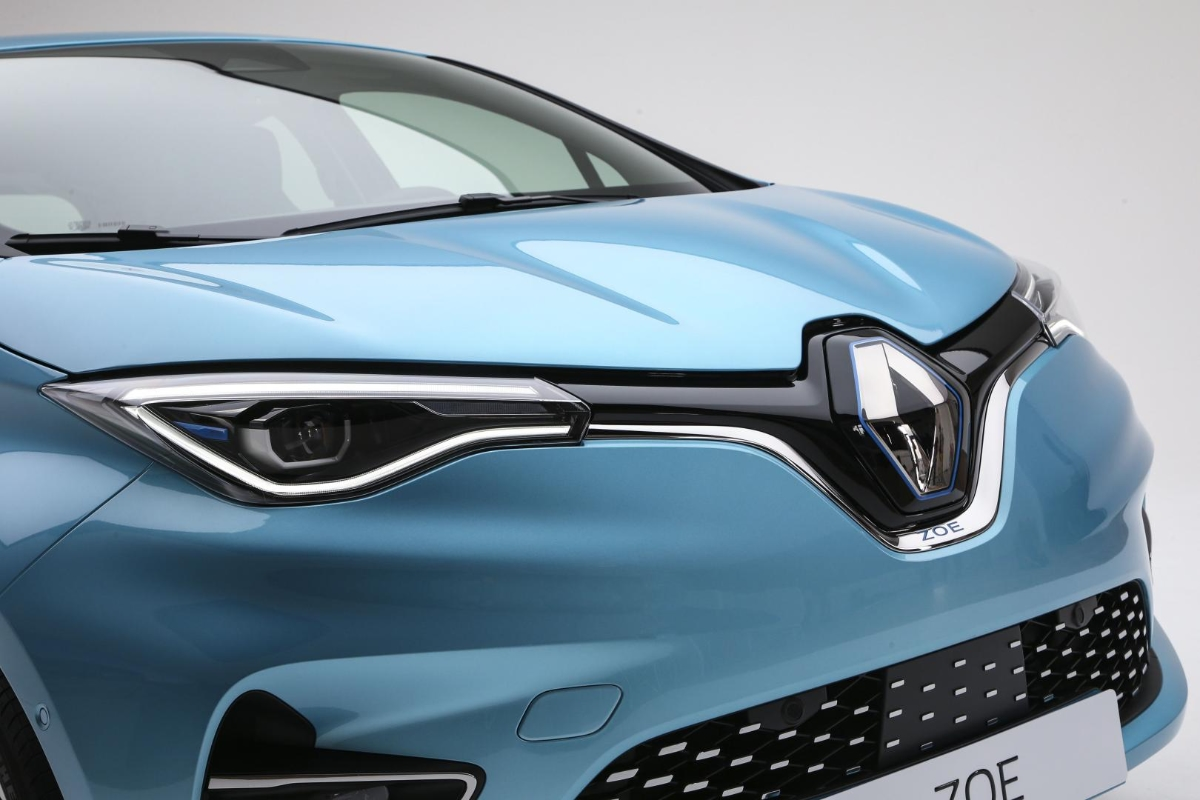 Renault Zoe Detail