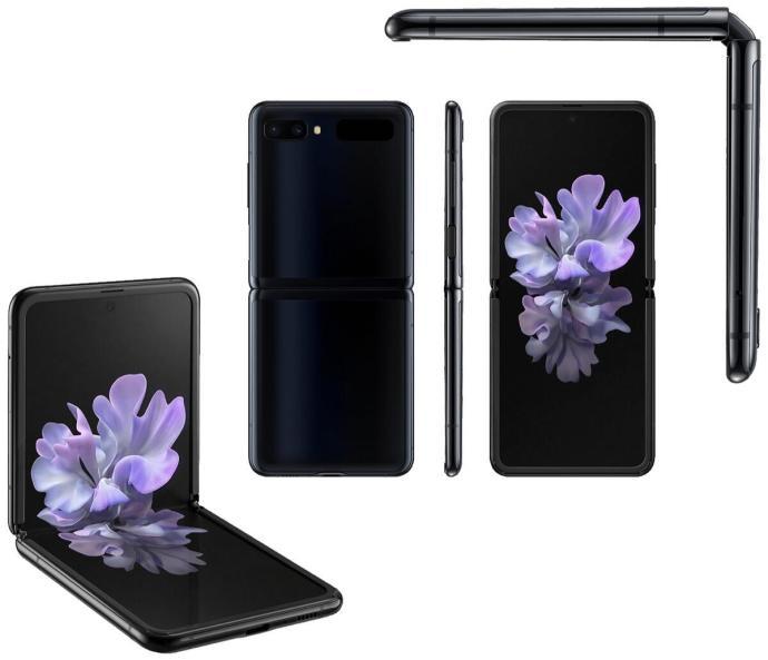 Samsung Galaxy Z Flip Schwarz