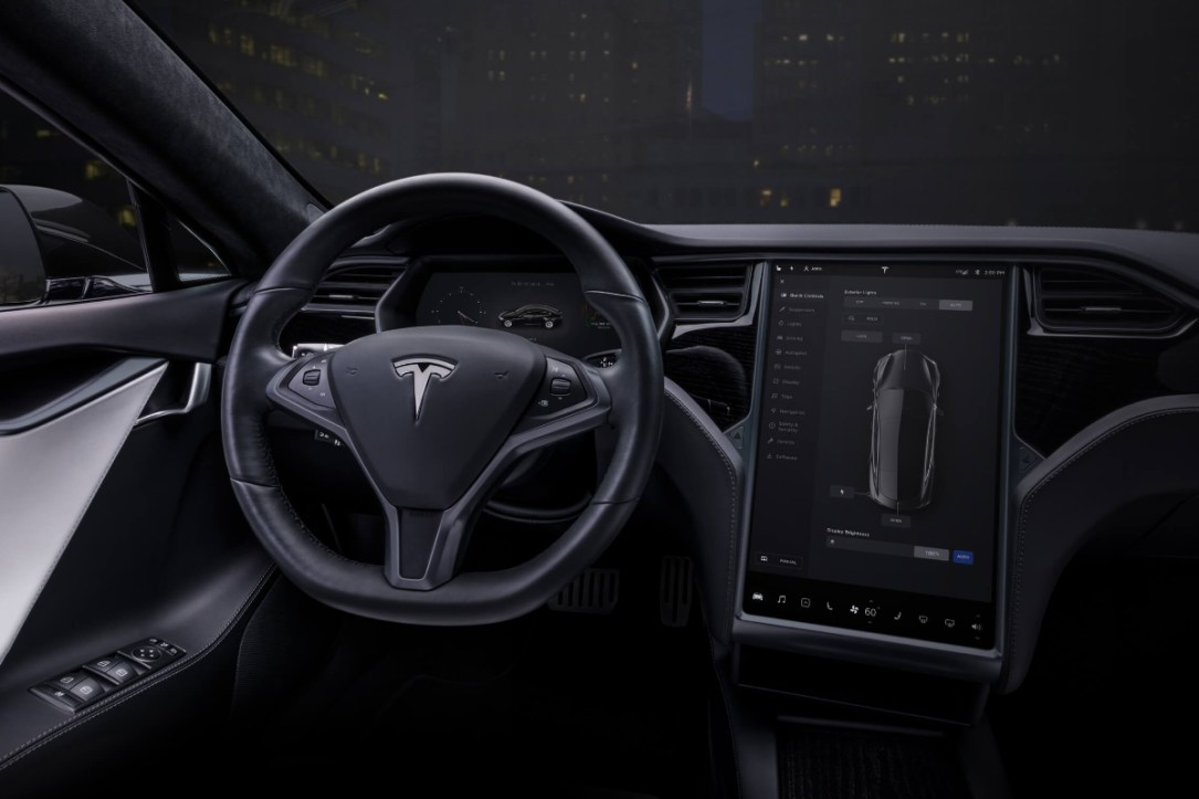 Tesla Model S Interieur Header