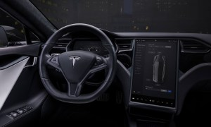 Tesla Model S Interieur Header