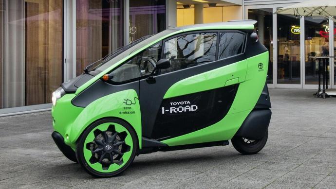 Toyota I Road Pmv 3
