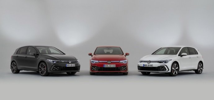 The New Volkswagen Golf Gtd, Gti Und Gte