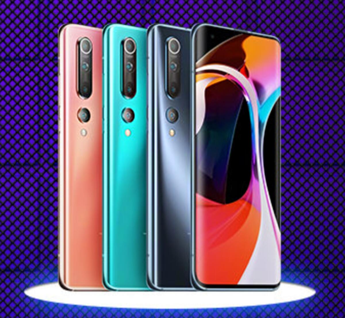 Xiaomi Mi 10 Colors