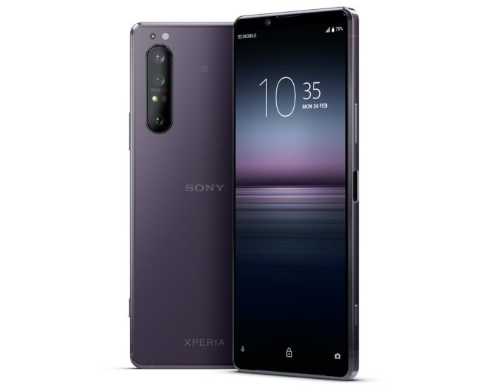 Xperia 1 Ii Purple Main