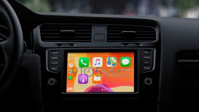 Apple Carplay Ios 14 Wallpaper