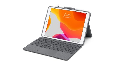 Apple Ipad Air Logitech Tastatur Trackpad Header