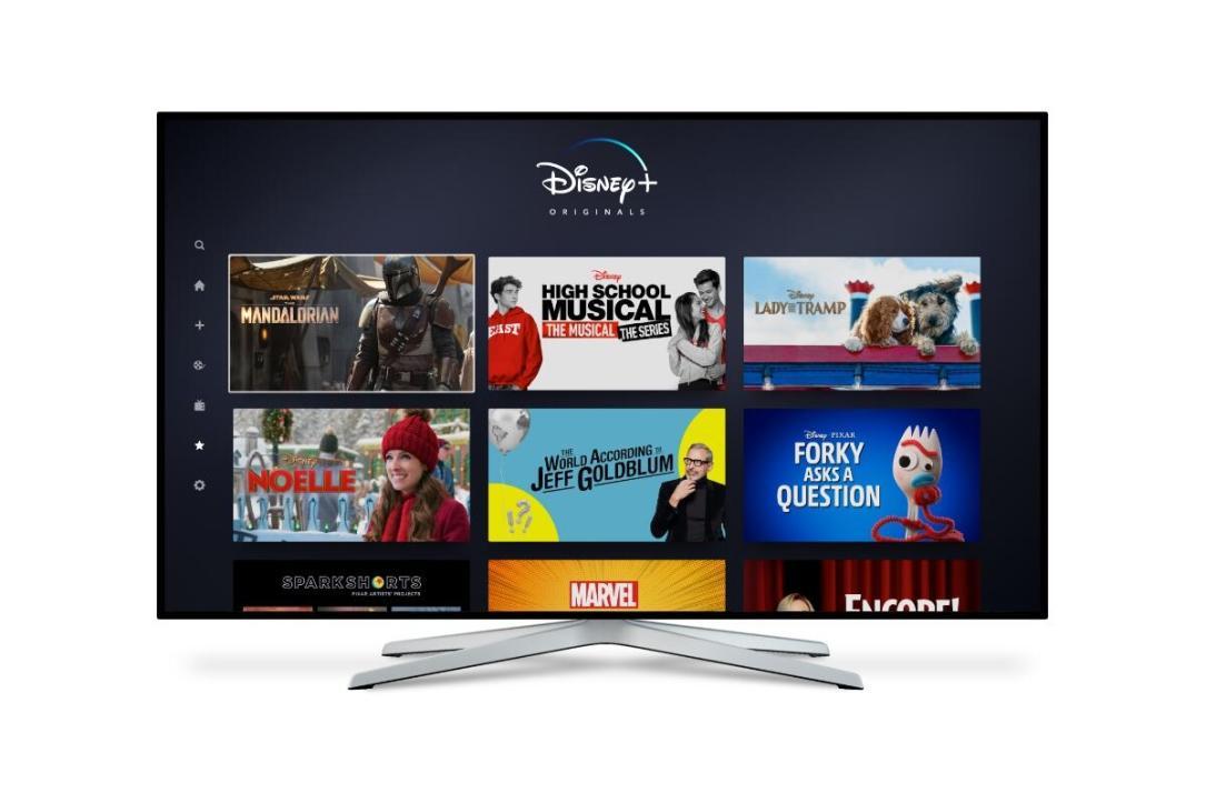 Disney Plus Tv Header