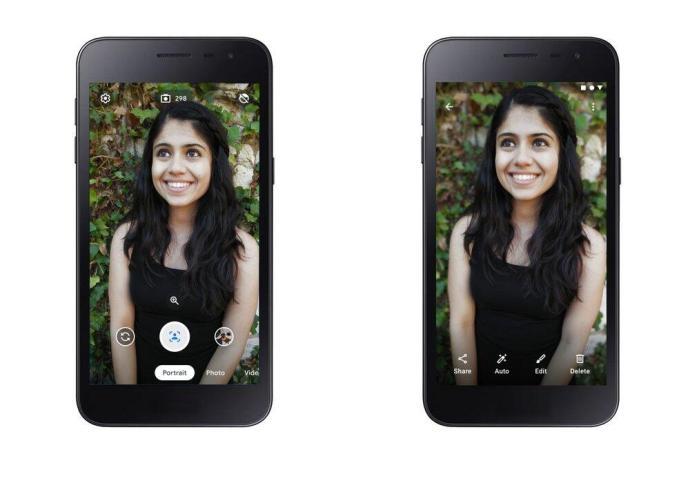 Google Android Camera Go