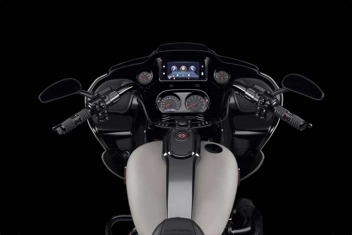 Harley Davidson Android Auto