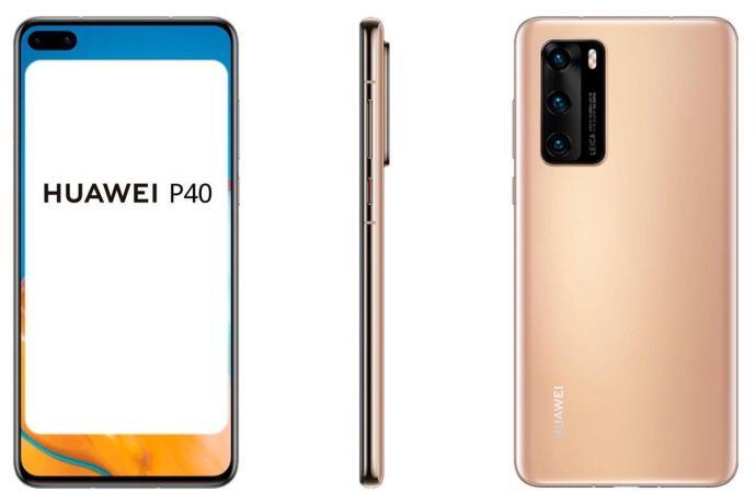 Huawei P40 Presse1