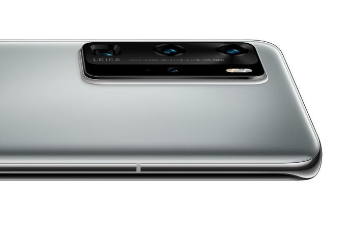 Huawei P40 Pro Presse Kamera
