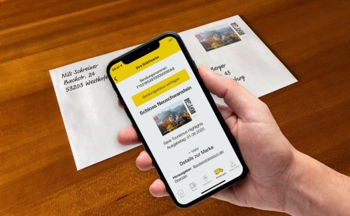 Mobile Sendungsverfolgung