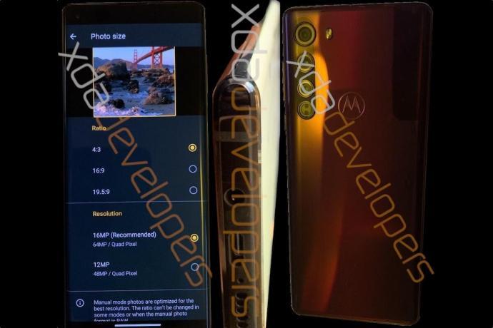 Motorola Edge Leak Xda