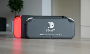 Nintendo Switch Und Switch Lite Header