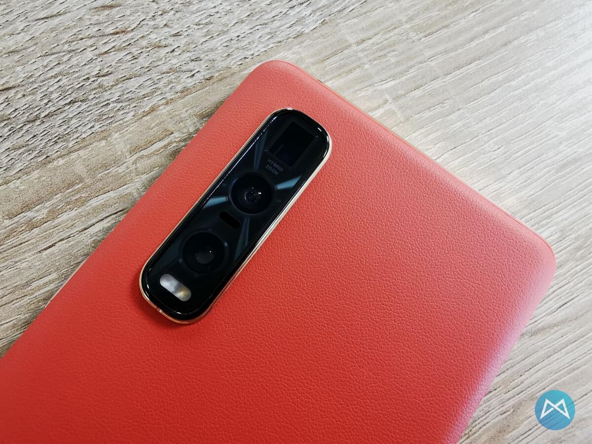 Oppo Find X2 Pro Kamera Nah
