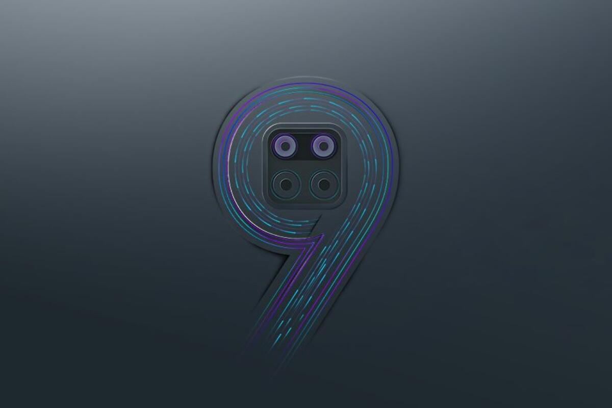 Redmi Note 9 Pro Teaser