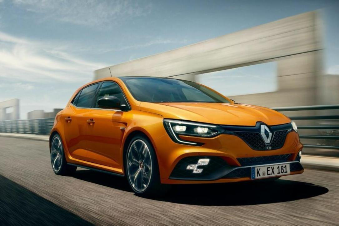 Renault Megane Rs Header