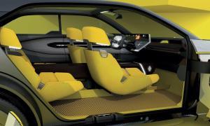 Renault Morphoz Innenraum
