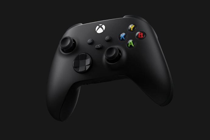 Xbox Series X Controller Header
