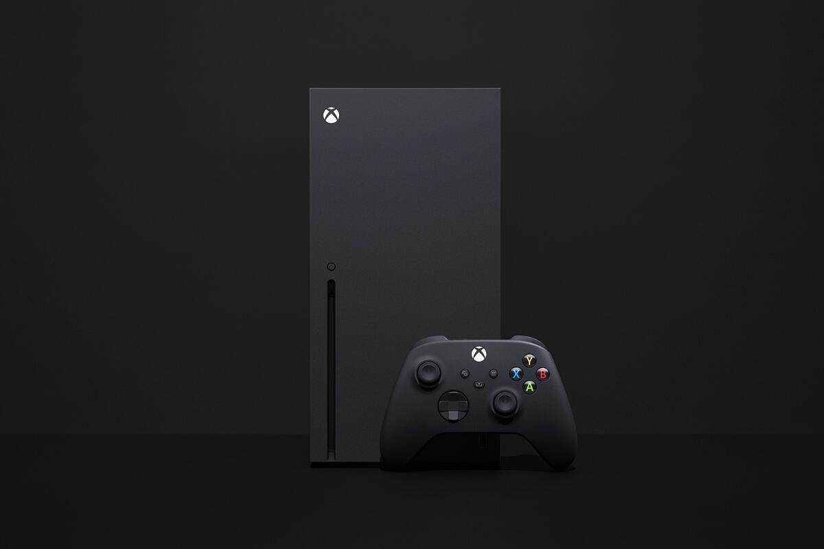 Xbox Series X Header